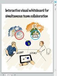 collaboration app, whiteboard app, virtual meetings ipad, collaboration ipad, meeting app, team management app
