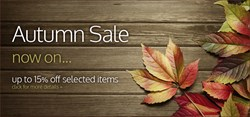 Shop4Furniture Autumn Sale Banner
