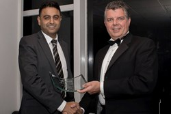 dsp win Gold Database Partner of the Year