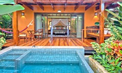Nayara Springs luxury suite
