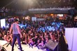 Zach Matari performs to sold out crowds