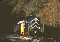 Secret City Scenic Excursion Train