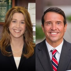 Attorneys Juli A. Gumina and Raiford D. Palmer