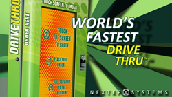 The World's Fastest Drive Thru® - Approved Solution for Major QSR Chains