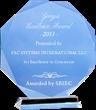 SBIEC Award