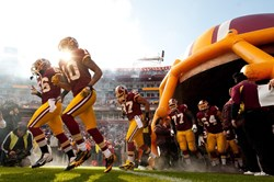 Redskins at FedEx Field
