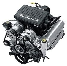 Powertech engine for Jeep