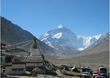 Rongbuk Monastery is said to be the best place to enjoy the stunning beauty of Mt. Everest.