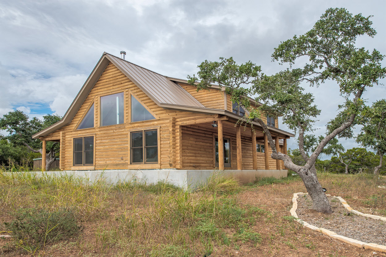 Southland log homes launches virtual log homes for Log cabin builders in alabama