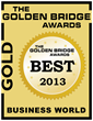 Leading corporate lodging services provider, Creative Lodging Solutions named a 2013 Golden Bridge Awards Gold Winner