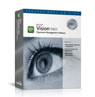 Vision Pro classroom management software