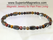 New Magnetic Anklet for Pain Relief Announced Superior Magnetics