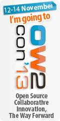 I'm going to OW2con'13 - The OW2 Open Source Software Annual Conference