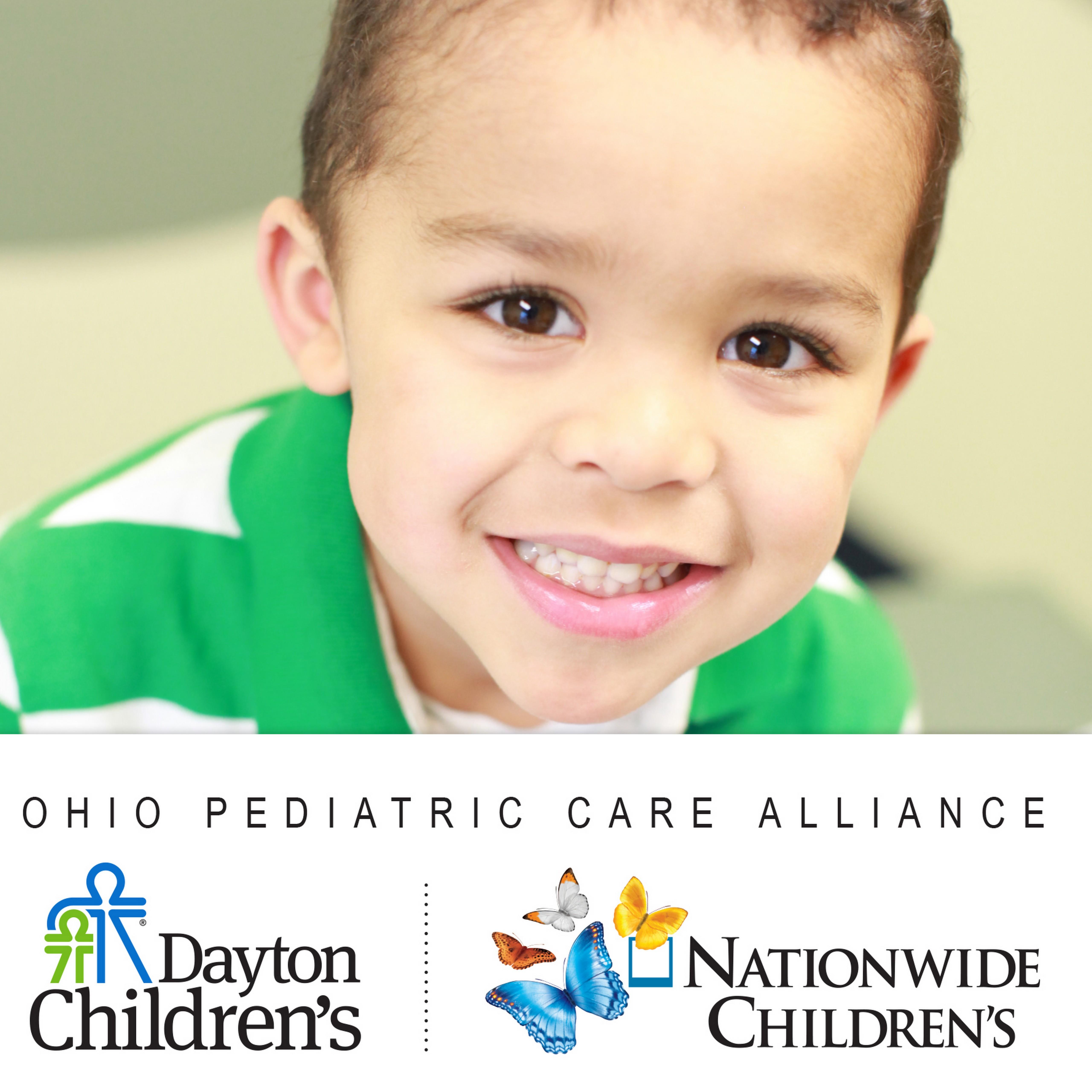 Children S: Dayton Children's And Nationwide Children's Form Ohio