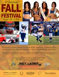 2nd Annual Indy Laser Fall Festival