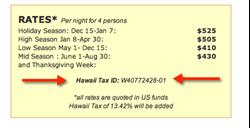 VRBO Maui legal rental