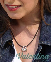 The Breast Milagro Valentina Pendant