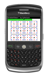 GridSoftToken™ for BlackBerry