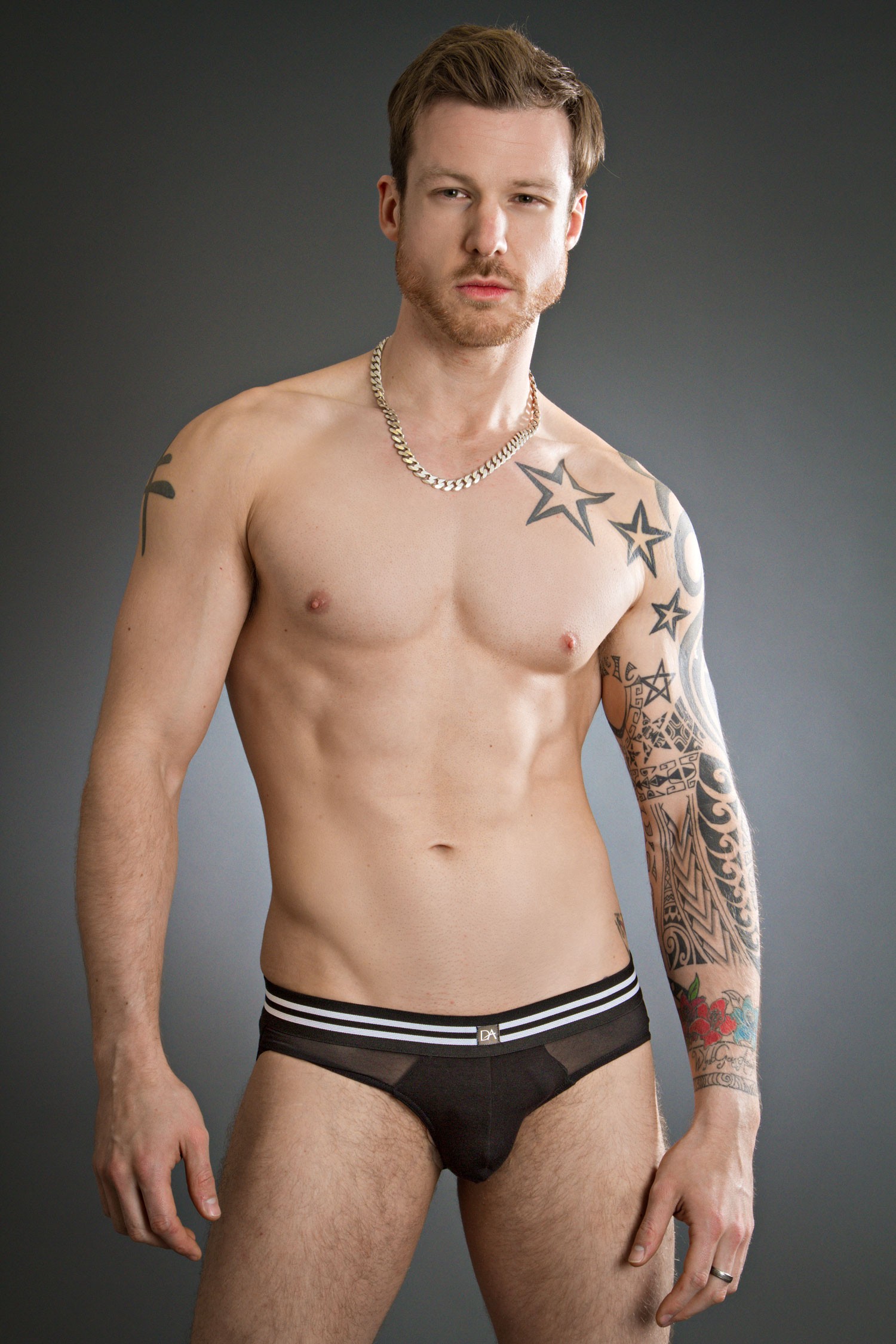 Mr Gay UK Stuart Hatton returns to Deadgoodundies.com to ... - photo#10