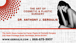 Dr. Geroulis & North Shore Center for Facial Plastic & Cosmetic Surgery