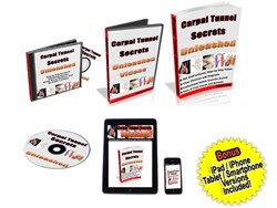 carpal tunnel home treatment how carpal tunnel secrets unleashed system