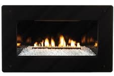 Glass-Front Fireplace Burn Risk