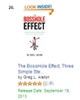 The BossHole Effect, Skyrockets to The Top 20 on Amazon.com's List...