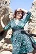 IGIGI by Yuliya Raquel Neve Wrap Dress in Jade