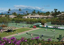 Wailea Fantasy Tennis Camp - November 20-24, 2013