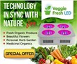 VeggieFresh LED Grow Lights Help Commercial Growers Increase Revenue...
