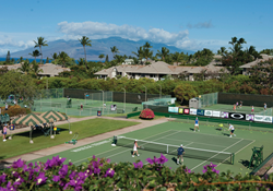 Four Seasons Resort Maui Wailea Tennis Fantasy Camp