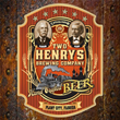 Two Henrys logo