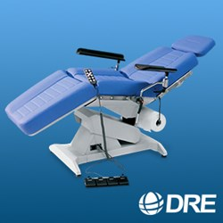 The DRE Milano T50 Power Procedures Table