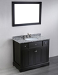 39 Inch Bosconi SB-2205 Contemporary Single Bathroom Vanity
