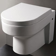 WD101 Round Wall Mount Toilet From Eago