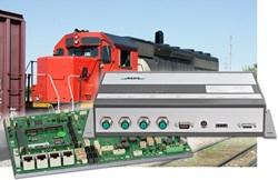 EN50155 Class TX certified Core i7 embedded Computer