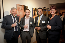 Top 35 Under 35 Champagne Reception