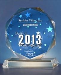 SunKiss Villas Receives Davenport Award