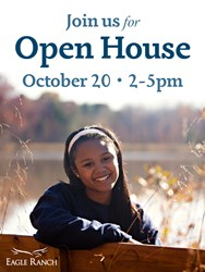 Annual Eagle Ranch Open House