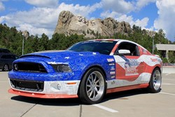 Blue Springs Ford is donating $1,000 to the Wounded Warrior Project