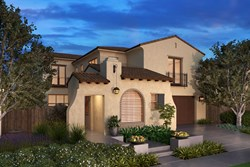 New Carlsbad home at Palo Verde at The Foothills by Brookfield Residential.