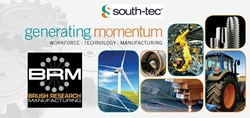 Visit BRM in Booth 438 at SOUTH-TEC 2013