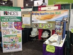 NCES Booth and FNCE 2012