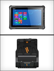 Havis Docking Station for the Getac F110 Rugged Tablet Coming Soon