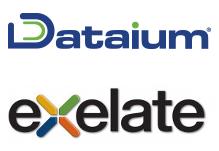 Dataium & eXelate Logos