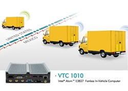 VTC 1010 - Intel® Atom™ E3827 Fanless In-Vehicle Computer