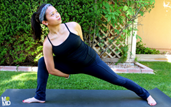 Yoga RX for Mild Depression