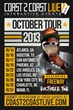 Coast 2 Coast LIVE Announces October 2013 Tour with Freeway