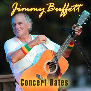 Jimmy buffett tour dates in Sydney