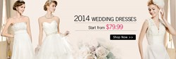 Wedding Dresses 2014 at Tbdress